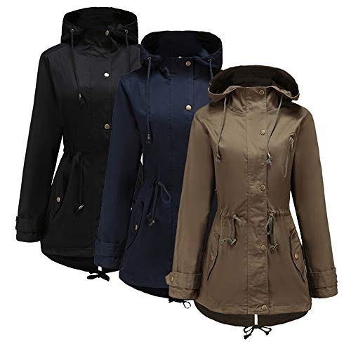 Capuche Marine Coat Longue Avec Bleu noir C Hiver Fausse Solde overdose Fourrure Outwear Casual En Femme Parka Manteau 57FqZvRZ