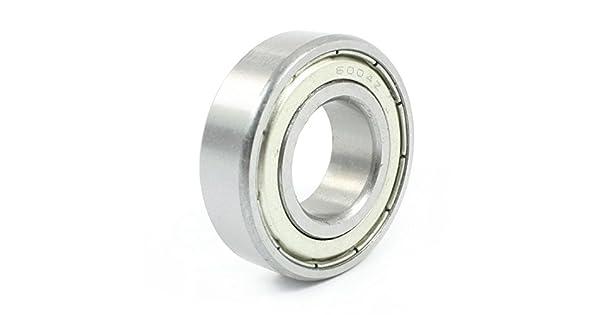 5/pcs 10/mm//26/mm//8/mm 6000Z Radial Shielded Deep Groove Radial rodamientos de bolas