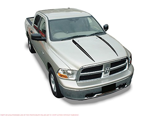 dodge ram decals for trucks hoods - 6