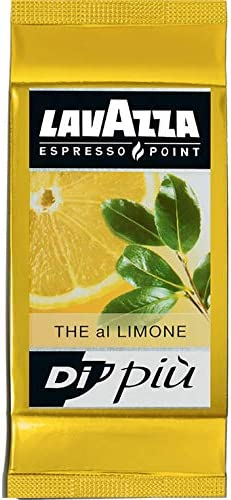 100 Capsule Lavazza Espresso Point The al limone