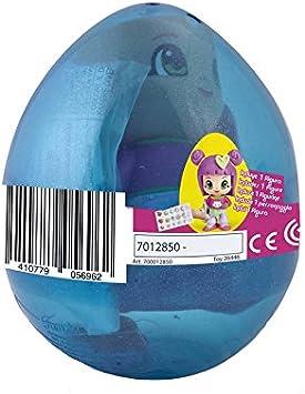 Pinypon Huevos Sorpresa color Azul (Famosa), (700012850): Amazon ...