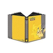 Ultra Pro 9-Pocket Pokemon Full-View Pro Binder-Pikachu Album