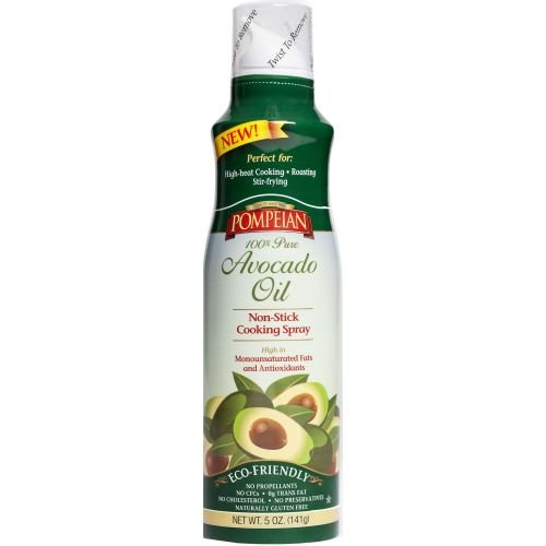 Pompeian Avocado Oil Spray, 5 Ounce - 6 per case. by Pompeian