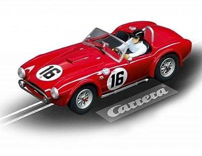 "Carrera Digital 132 1963 Shelby Cobra 289 Sebring 12H ""No.16"