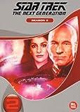 Star Trek next generation: saison 2 (nouveau packaging) [Import belge]
