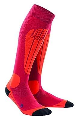 CEP Men's Progressive+ Compression Thermo Ski Socks