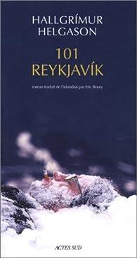 101 Reykjavík par Hallgrimur Helgason