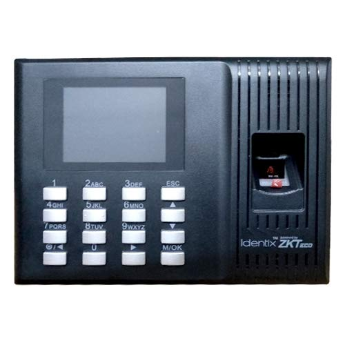 Calligraphy eSSL K90 Fingerprint/Attendance Machine System with 800 Users,  Access Control, RFID Card, Fingerprint and Password, Auto Push, Cloud,