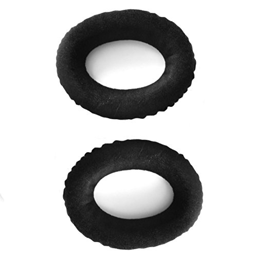Genuine Replacement Ear Pads Cushions for SENNHEISER HD650, HD600, HD580, HD660 S, HD565, HD545 Headphones (Replacement Sennheiser Parts)