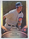 Tyler Colvin RC 2010 Bowman Sterling BLACK REF #2/25 Colorado ROCKIES CUBS Card