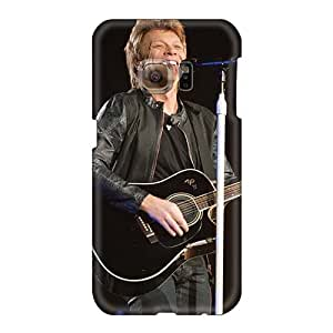 Great Cell-phone Hard Covers For Samsung Galaxy S6 With Unique Design High Resolution Bon Jovi Band Pictures SherriFakhry