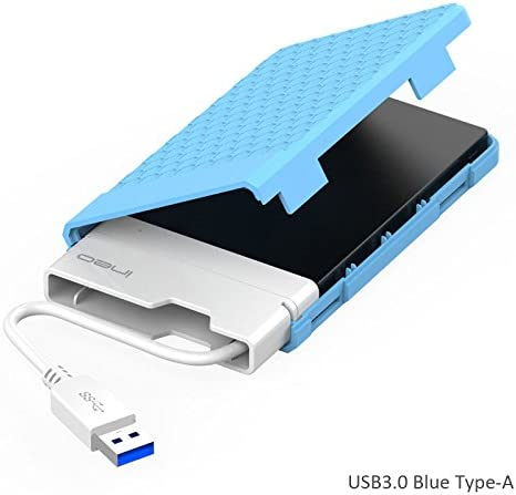 Caja con USB 3.0 para Disco Duro Externo 2.5 – ElecGear Carcasa ...