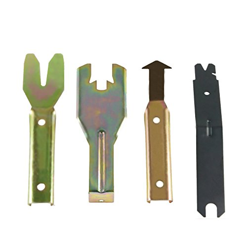 Spring Window (EWK Windshield, Door Handle, & Window Crank Remover Tool Set Body Panel Clip Spring)