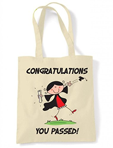 Sholder Congratulations Bag Tote Congratulations Sholder You Passed Tote Passed Bag You qUBBwa4p