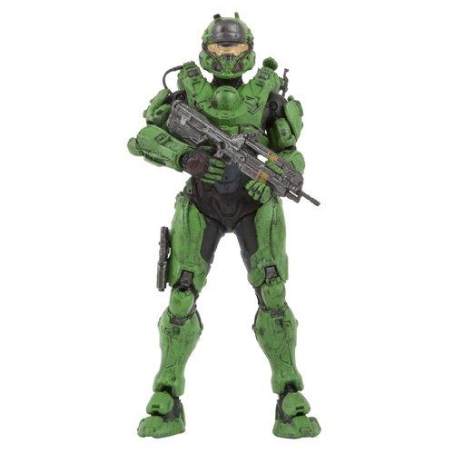 Halo 1 Toys - McFarlane Toys Halo 5: Guardians Series 1 Spartan Technician Exclusive Action Figure