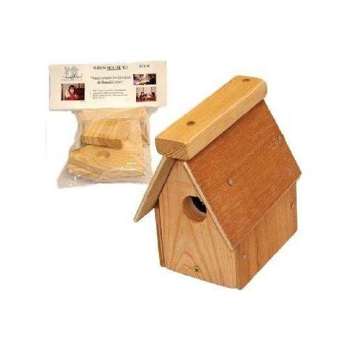 Songbird Essentials Wren House - Songbird Essentials Cedar Wren Bird House Kit