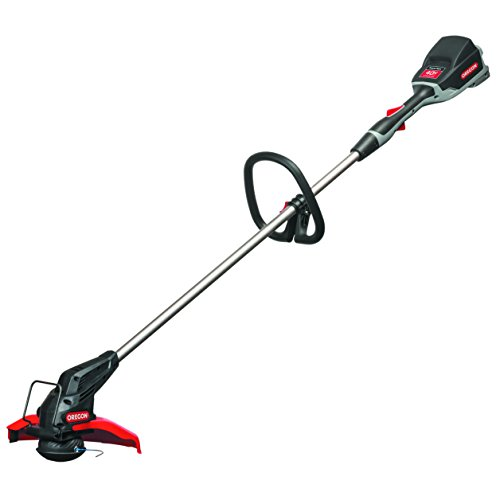 Oregon Cordless ST275 String Trimmer/Edger with Gator SpeedLoad Trimmer Head System (No Battery, no Charger)