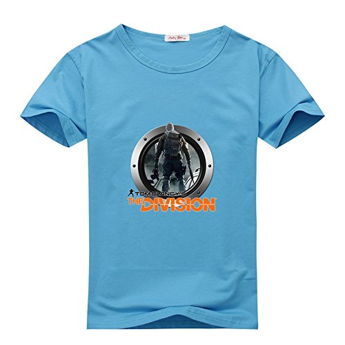 Official Tom Clancy/'s The Division Civil Disorder T-shirt Grey Small