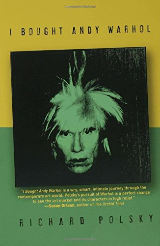 Andy Warhol Cover Art - I Bought Andy Warhol