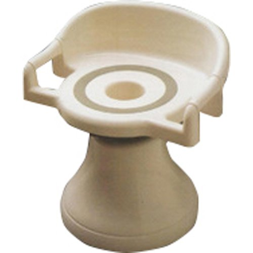 浴室用回転便利椅子ユーランド安心ガード付 B00O7Q68IQ