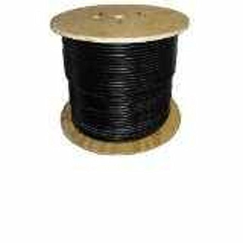 Bulk Black Solar Cable #8 PV Cable 1000V x 500' SPOOL by General