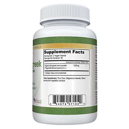 Where can i find fenugreek capsules