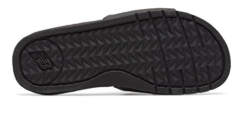 (ニューバランス) New Balance 靴?シューズ レディースサンダル NB Pro Slide Black with Azalea ブラック アザレア US 9 (26cm)