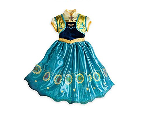 Rush Dance 2015 Disguise Princess Birthday Celebration Dress Costume Cosplay (5T-6T (120))