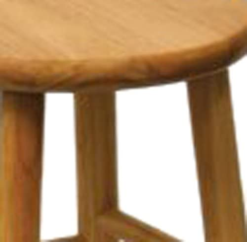 Winsome 81784 Tabby Stool, Natural