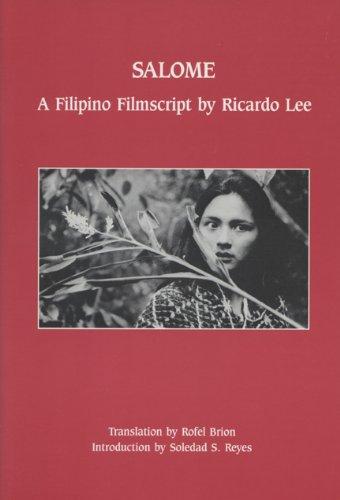 Salome: A Filipino Filmscript ebook