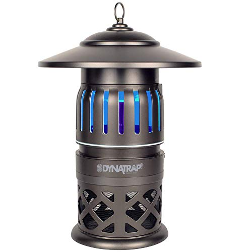 DynaTrap Insect Trap (DT1050-TUN), 1/2 Acre, Decora Series, Tungsten (Acre Mosquito Trap 1)