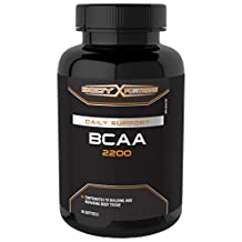 Body Fortress BCAA 2200 Soft Gels, 90 Count