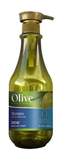 Spa Pharma Dead Sea Olive Oil Hair Shampoo For Dry & Damaged