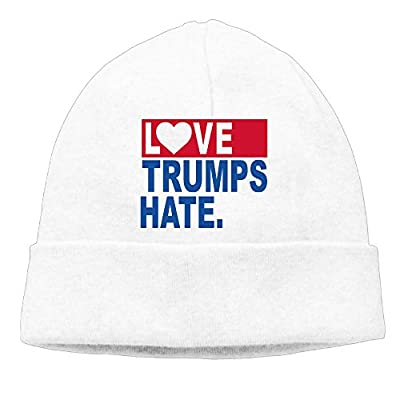 2016 Election Love Trumps Hate Winter Hats