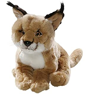 Caracal, 10.5 inches, 28cm, Plush Toy, Soft Toy, Stuffed Animal