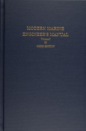 - Modern Marine Engineer's Manual, Vol. 1 by Hunt, Everett C. Published by Cornell Maritime Pr/Tidewater Pub 3 Sub edition (1999) Hardcover