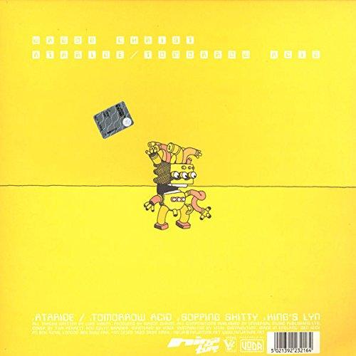 Wagon Christ - Ataride / Tomorrow Acid - Ninja Tune: Wagon ...