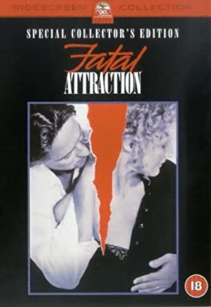 Fatal Attraction [DVD]: Amazon co uk: Michael Douglas, Glenn