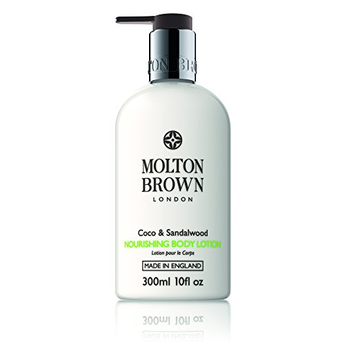 Molton Brown Nourishing Body Lotion, Coco & Sandalwood, 10 fl. (Brown Eyes Body)