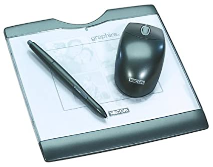 New Drivers: Wacom Graphire Bluetooth Tablet