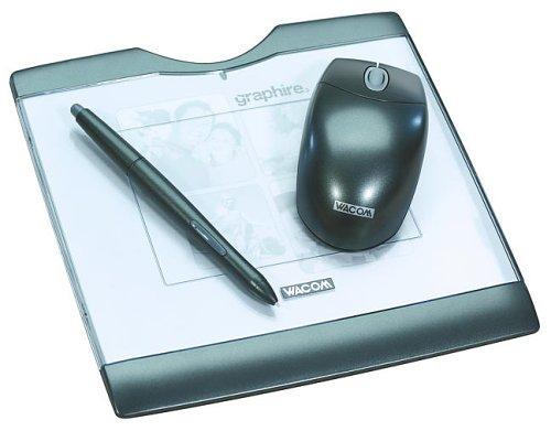Wacom Graphire3 Tablet Graphite CTE430GR
