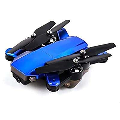 HNSYDS Professional Drone, HD Folding Small Streamer, Long Life Remote Control Aircraft Aircraft