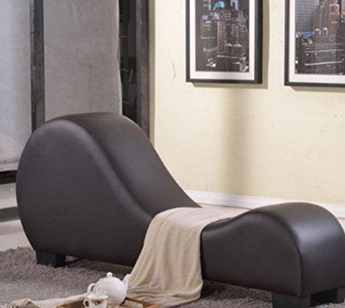 Una silla para yoga Restaurativa Chaise Lounge interior de ...