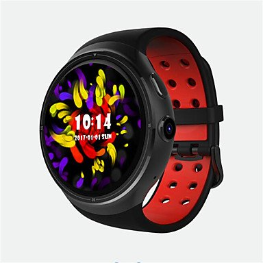 ... completa Monitorización del ritmo cardíaco por posicionamiento GPS WiFi a Internet 3G para Android relojes inteligentes,negro: Amazon.es: Electrónica