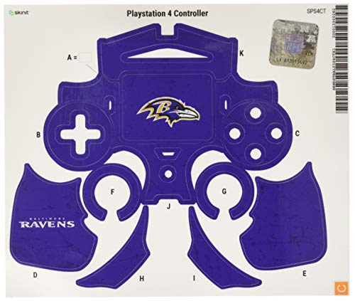 NFL Distressed Skin Sony Playstation 4/ PS4 Dual Shock4 Controller