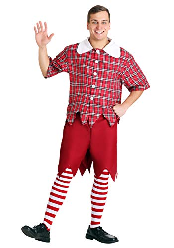 Adult Red Munchkin Costume Small]()