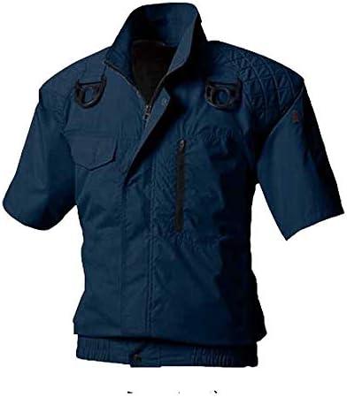 에어컨 옷 봉황 무라카미 드레스 풀 하네스 짧은 존 (팬 없음) V9377 / Air Conditioning Clothes Phoenix Murakami Clothing Full Harness Short Sleeve Bruzon (Without Fan) V9377