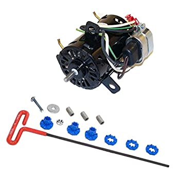 Weil Mclain 382-200-345 Blower Motor Replacement Kit For GV Series 1 ...