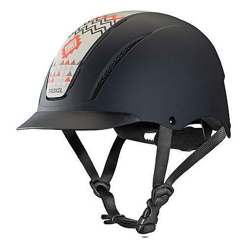 (Troxel Spirit Schooling Helmet S Crimson Aztec)