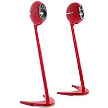 Edifier USA SS01C-Red Luna Eclipse Speaker Stands